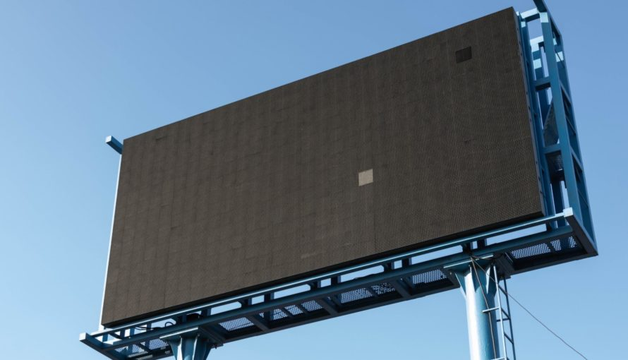 kampania reklamowa billboard